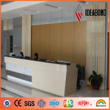 Ideabond ACP Polyester Paint Interior Painel decorativo