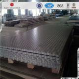 Placa de aço Checkered laminada a alta temperatura principal