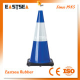 着色されたアメリカの標準反射PVCトラフィックの円錐形