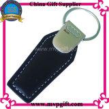 Anello chiave del cuoio di disegno di modo per il regalo della catena chiave