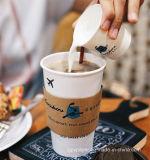Koppen van het Document van de Koffie van de Omslag van de Muur van de Rimpeling van Qatar de Beschikbare Koude Hete