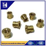 Produits en métal Brass OEM Nut avec bas prix