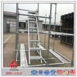 すべての構築の建物作業のためのQ235金属の足場システム