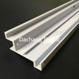 Perfil del PVC de la alta exactitud