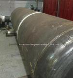 Fabricante directo del shell y del cambiador de calor del tubo en China