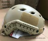 Шлем Bj боя тактический быстрый печатает на машинке для шлема звероловства мотоцикла Wargame воинской армии Airsoft Paintball напольного