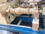 Cortadora de piedra del CNC Fhrc-230/460-4 para el balaustre que perfila con la pista de la lámina