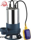 휴대용 유형 스테인리스 샤프트 하수 오물 잠수정 펌프
