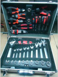 2014hot Selling-122PCS Professional Combination Tool Kit com Aluminium Caso