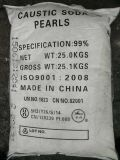Pérolas/flocos/fabricante soda cáustica do sólido 99%
