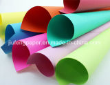 Schreckliches reines hölzerne Massen-gefärbtes buntes Papier