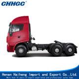 Cabeça do reboque da garantia 6*4/prima de comércio - caminhão do motor/trator de Hongyan para a venda