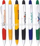 Ручка Ballpoint пробки бумаги ручки шарика (YM020A/B)
