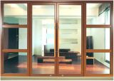 Puerta de cristal del marco de aluminio de la alta calidad de Cuatomized para Balcany/el Guestroom (ACD-020)