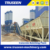 De Concrete Installatie van het Type van Transportband van de Riem van China 90m3/H