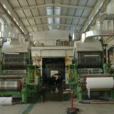 Máquina para el papel 2400 del tocador y de tejido