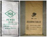 Papier-Plastikverbund-pp. gesponnener Beutel für chemisches PET Wachs