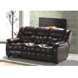 Il sofà moderno del Recliner di buona qualità ha impostato 6025