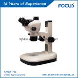 Lentille objectif pour un instrument microscopique à longue distance de travail