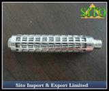Filtro do cartucho do engranzamento de fio do aço inoxidável 304