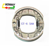 Ww-5143 No-Asbesto, zapata de Gy6 -125motorcycle