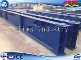 Viga de acero fabricada soldada de H para la estructura de acero (WB-003)