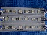 Módulo quente do diodo emissor de luz da venda 5050 6LEDs SMD com Epistar