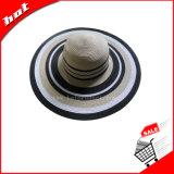 Бумажный шлем флапи-диска женщин шлема Sun сторновки