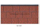 Linea di produzione impressa metallica dei comitati di parete