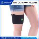عادية مرنة ركبة دعامة [فلكرو] ركبة [بدّينغ] دعم