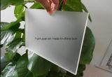 4 ' x8 광고 및 장식적인 백색 서리로 덥은 아크릴 격판덮개 1/4 인치