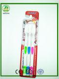 2PC Pakcing preiswertere Zahnbürste
