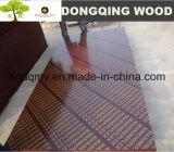 Hojas de gran tamaño de la madera contrachapada con la insignia de la marca de fábrica filmada