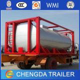 20FT 40FT LPG Gas-Sammelbehälter-Behälter ISO-Tanker für Verkauf