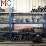 Tubo di ceramica del carburo del silicone di Sic