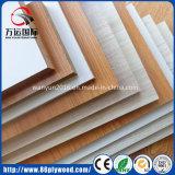 E1 E2 Möbel-Gradmatt-weiße Holzfaserplatte-Melamin-Spanplatte