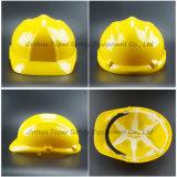 건축재료 안전 헬멧 기관자전차 헬멧 플라스틱 모자 (SH503)