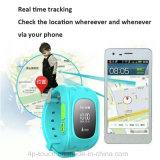 A língua múltipla caçoa o relógio do perseguidor do GPS com ranhura para cartão de SIM (Y2)