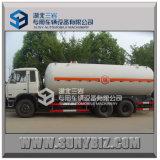 el tanque móvil del LPG del carro de 20000-24000L 6X4 Dongfeng Cummins 210HP LPG