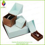 Cadre de bijou pliable de cadeau d'emballage de bloc supérieur pour la boucle