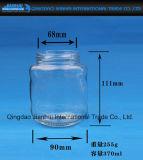 Für Stau-Honig rütteln und Behälter konservieren