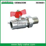 OEM&ODM Qualitätsmessing geschmiedetes überzogenes Pex Kugelventil (AV1051)