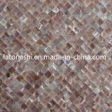 Disegni delle mattonelle della stanza da bagno del marmo del mosaico delle coperture