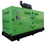 Ce/CIQ/Soncap/ISOの証明書とのホーム及び産業使用のための800kw/1000kVA Cummins力の防音のディーゼル発電機