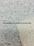 Poliester del algodón de Terry CVC 55/45 tela que hace punto de la siesta del PUNTO