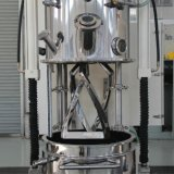 Li-thium Batterie 300L Double Planetary Mixer Disperser