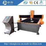 La meilleure machine de couteau de commande numérique par ordinateur de découpage de plaque du plasma 3D des prix 1325