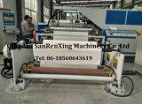 Chaîne de fabrication en plastique feuilletante de machine de fonte d'enduit chaud de film adhésif
