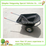 Load Bearing 250kg Two Wheels Wheelbarrow (WB8626)