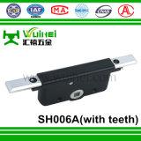 Window를 위한 모든 Zinc Double Direction Lock Case 및 Teeth (SH006A)를 가진 Door